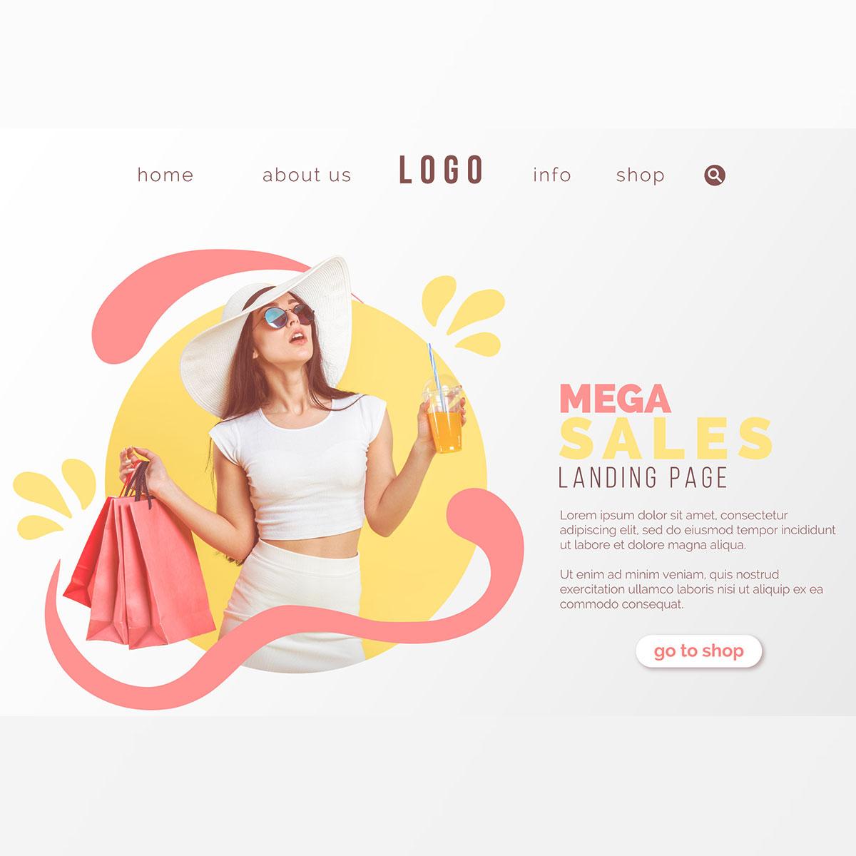 Lading Page - Página Aterrizaje - Web de Campaña